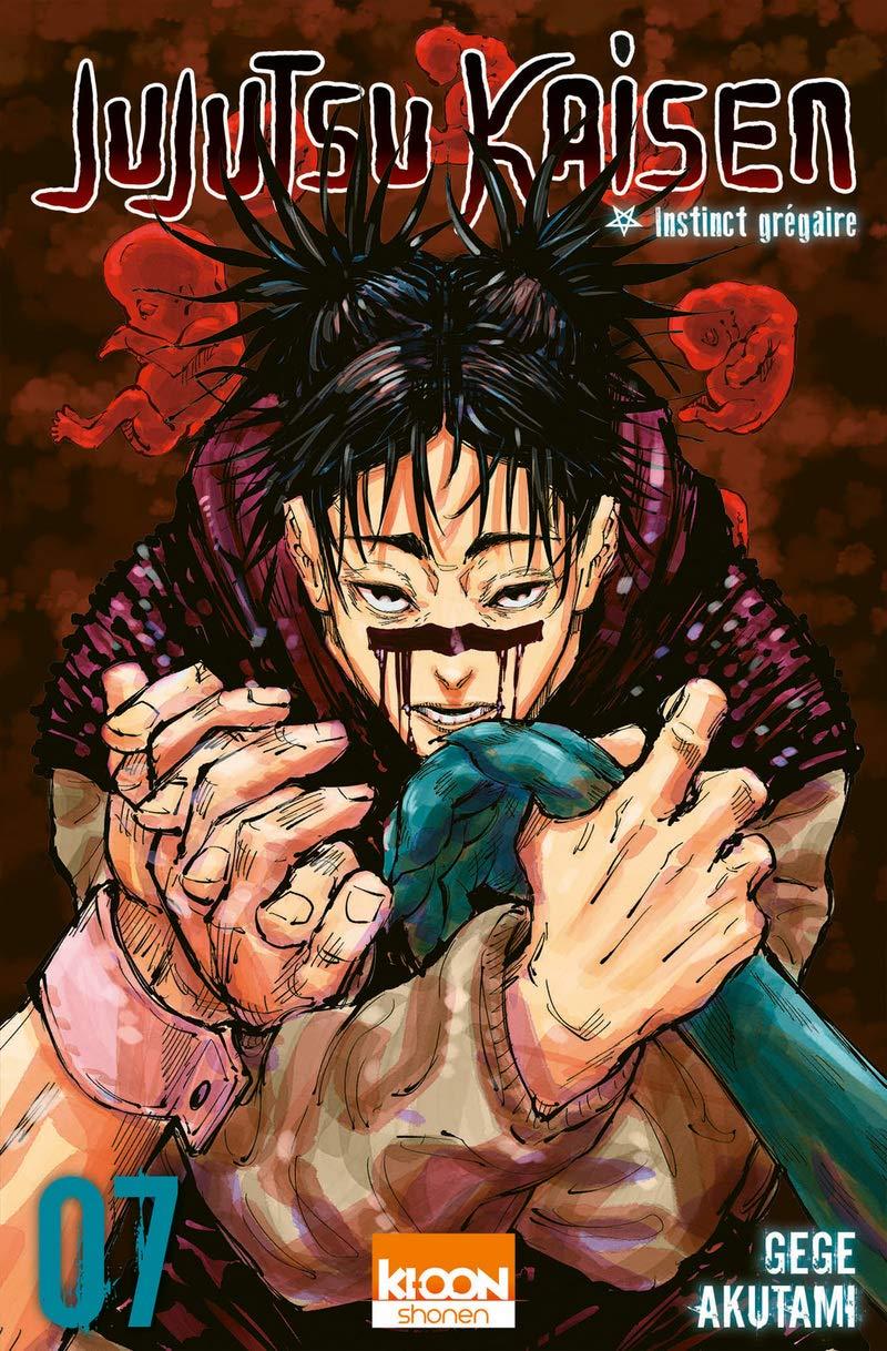 Un nouveau palier franchi pour le manga Jujutsu Kaisen au Japon !