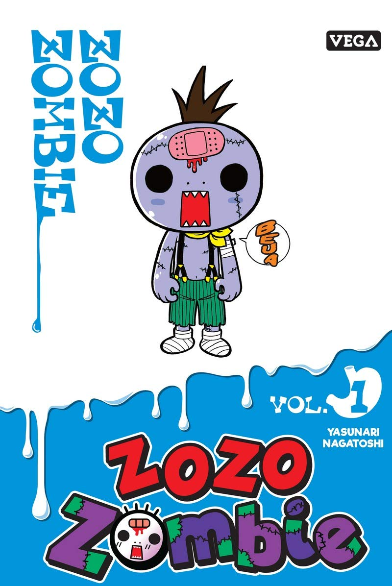 Le manga ZoZo Zombie se termine au Japon !