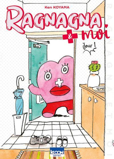 Découvrez les premières pages de Ragnagna et Moi en ligne !