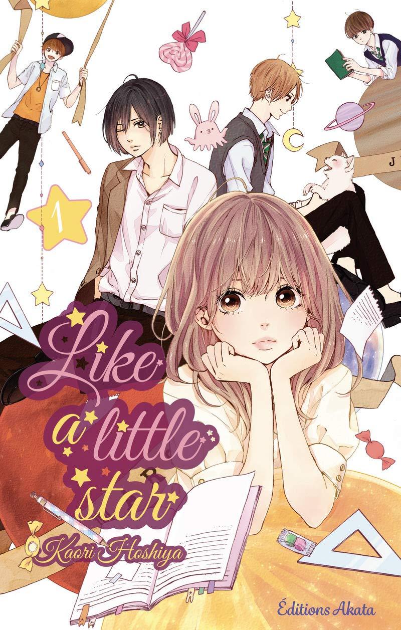 Découvrez les premières pages de Like a Little Star en ligne !