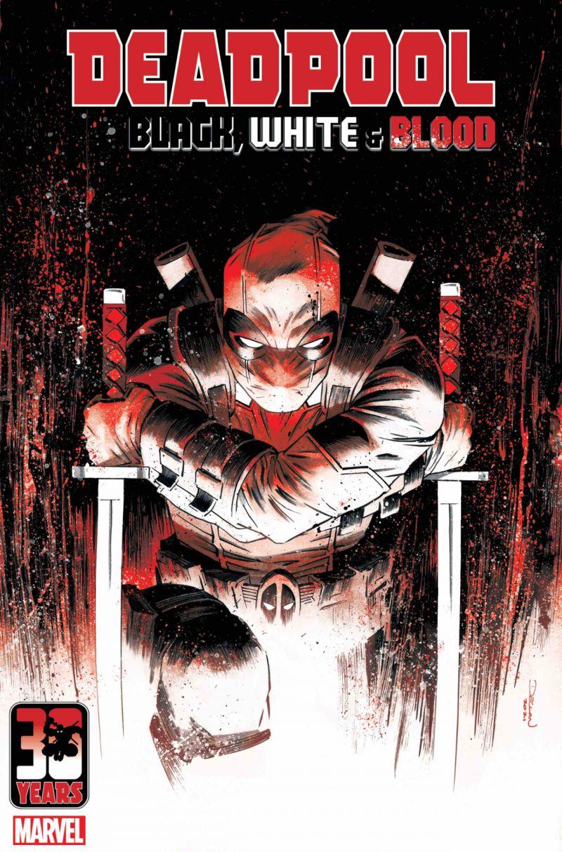 Actu V.O. : Deadpool - Black, white and blood !