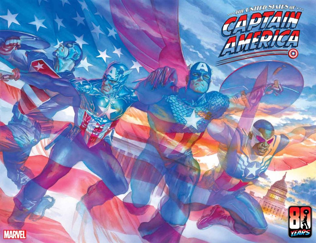 Actu V.O. : The United States of Captain America