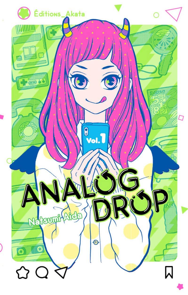 Découvrez les premières pages d'Analog Drop en ligne !