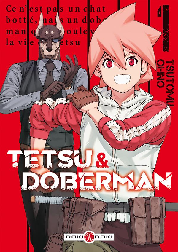 Tetsu & Doberman chez Doki-Doki
