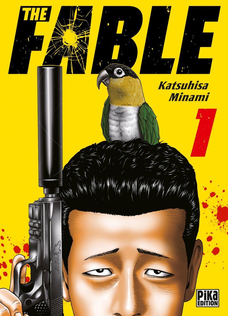 Découvrez les premières pages de The Fable !