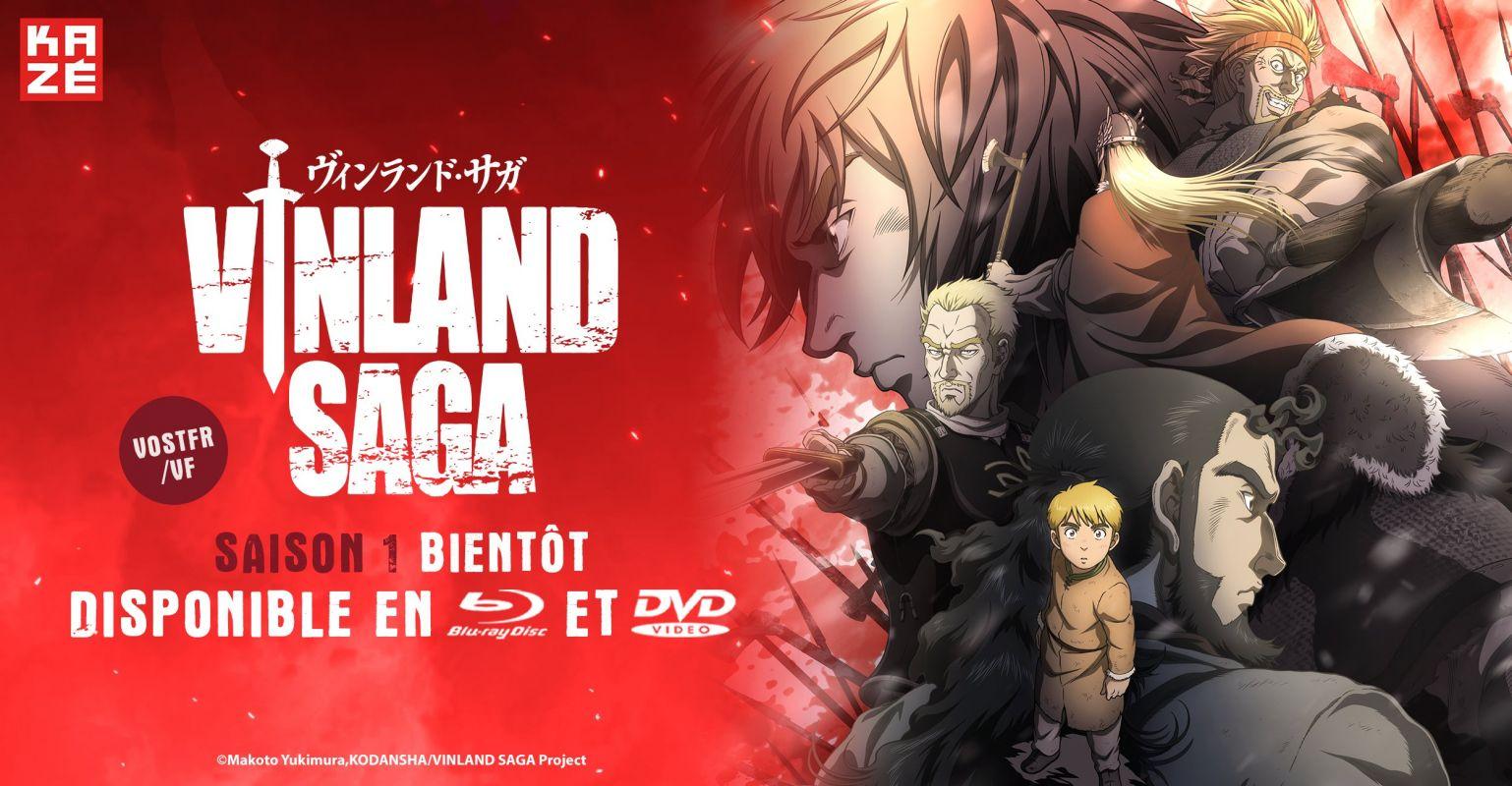 Trois nouveaux animés débarquent en DVD et blu-ray en 2021 chez Kazé !