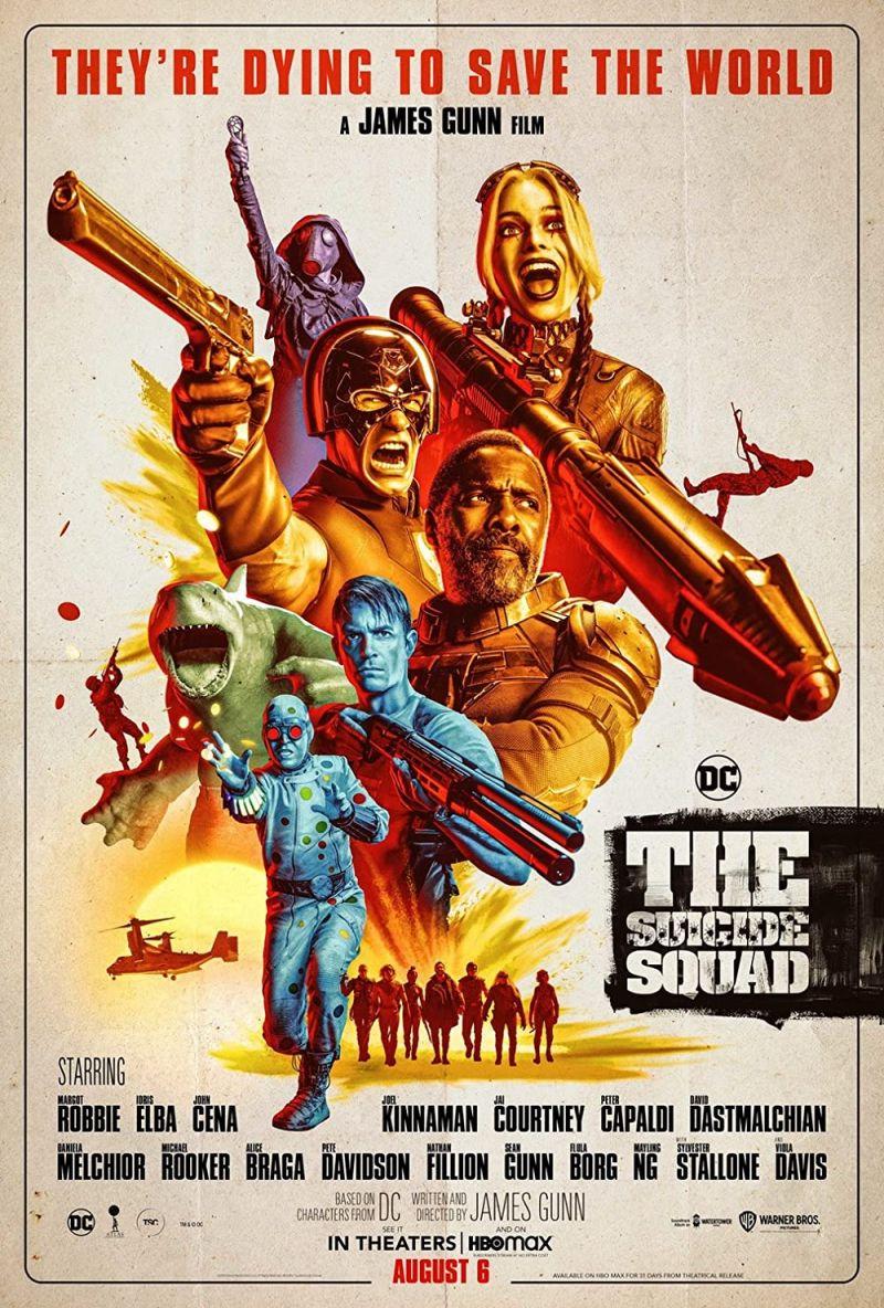 Bande-annonce : The Suicide Squad