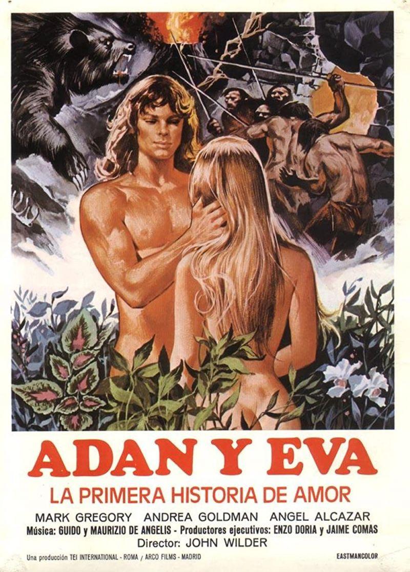 Retour vers le passé :  Adam & Eve (1983)