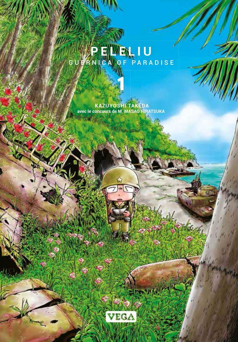 Le manga Peleliu adapté en animé !