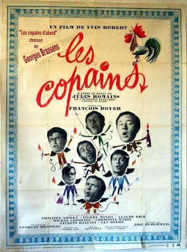 Retour vers le passé :  Les Copains (1965)