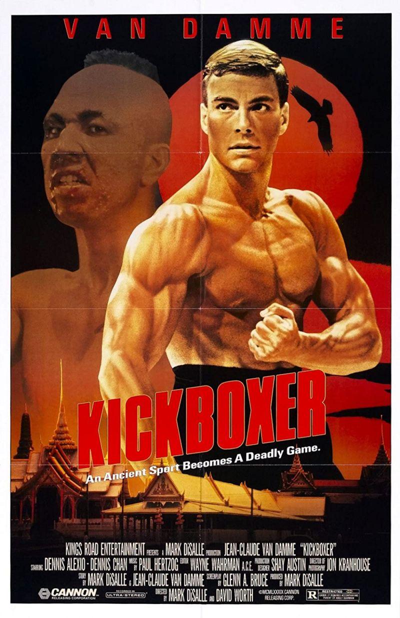 Retour vers le passé :  Kickboxer (1989)