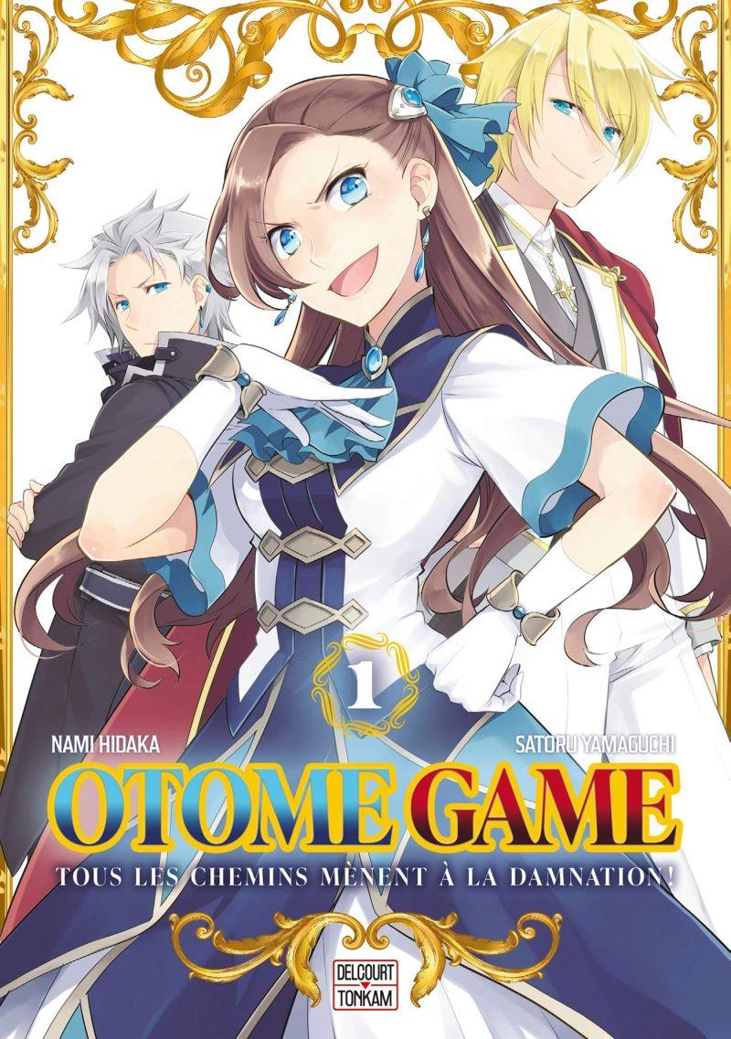 Découvrez les premières pages d'Otome Game !