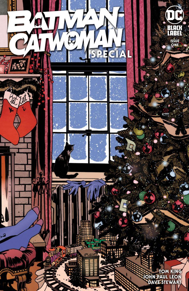 Actu V.O. : Batman/Catwoman Special