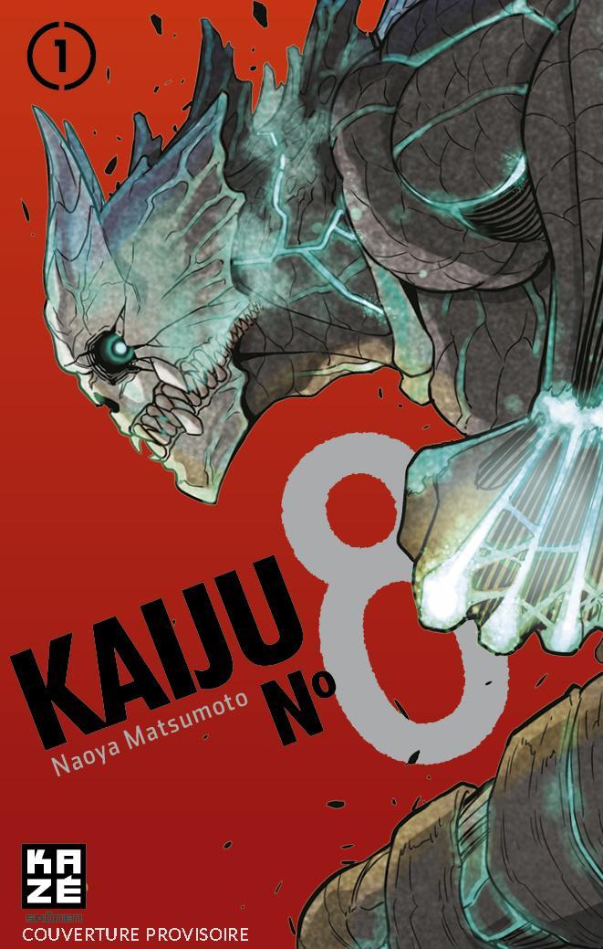 Kaiju n°8 chez Kazé