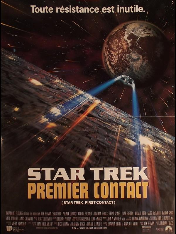 Retour vers le passé :  Star Trek - Premier Contact (1996)