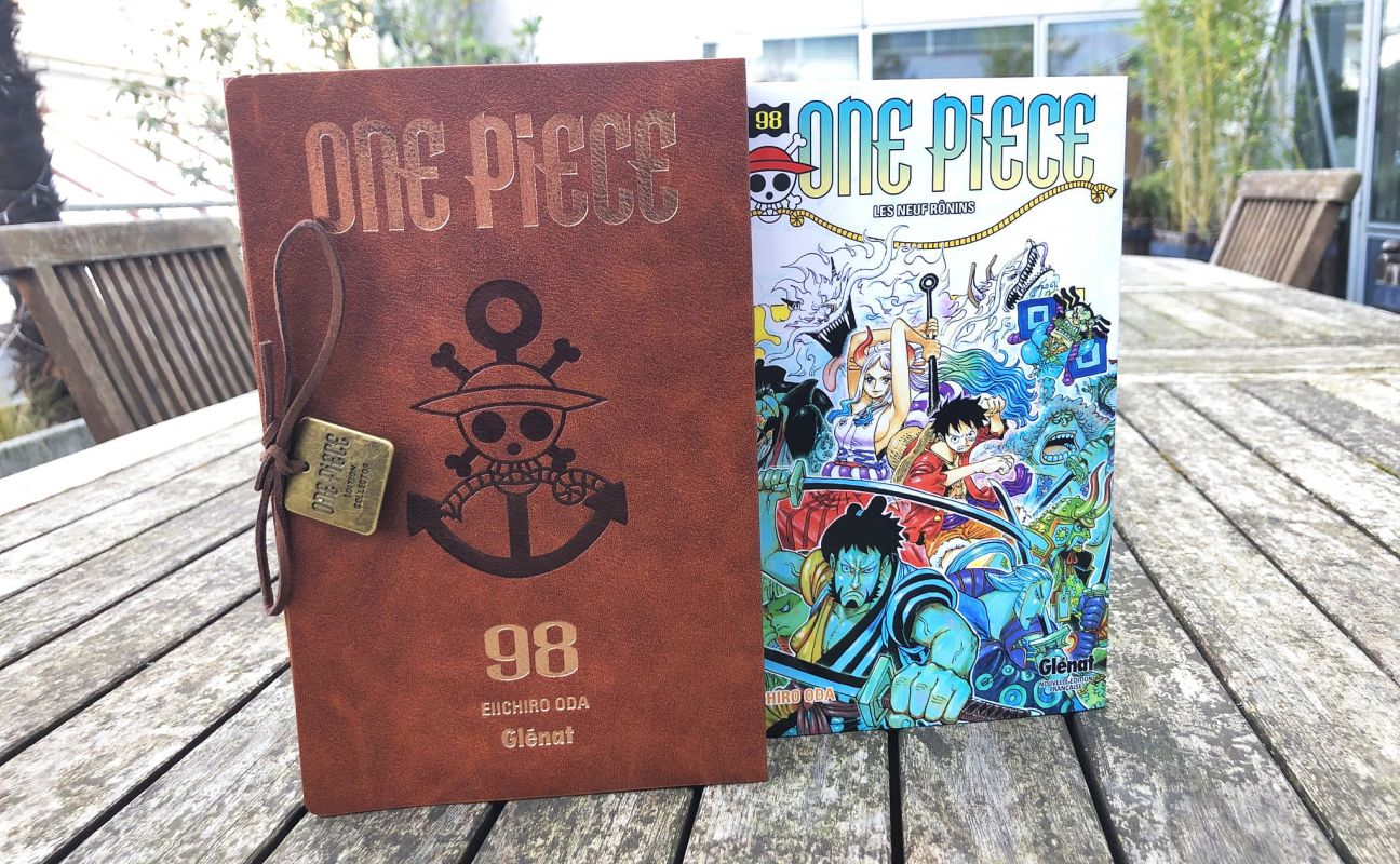 Le point sur One Piece tome 98 édition collector limitée