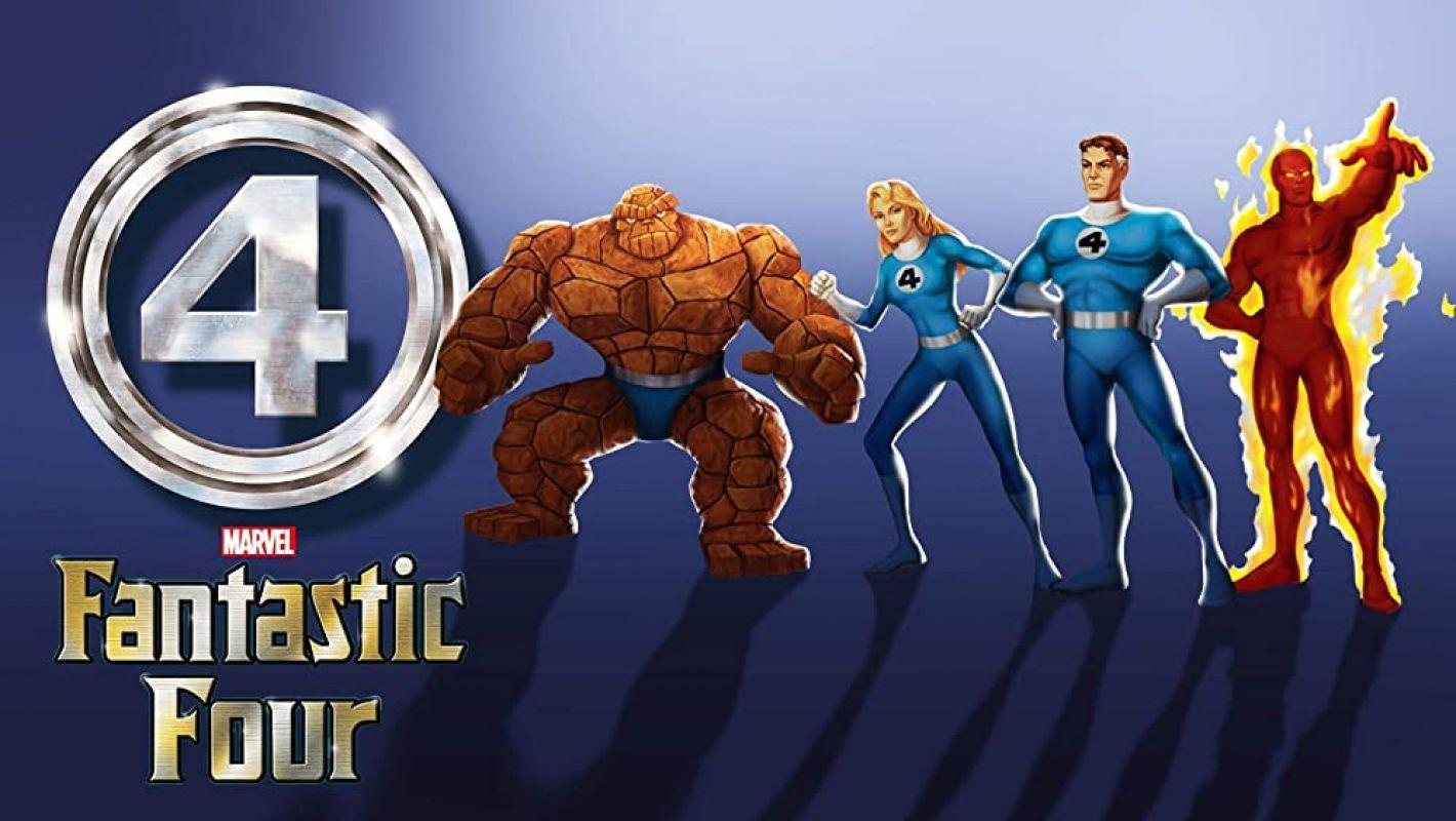 Retour vers le passé :  Les 4 Fantastiques (1994)