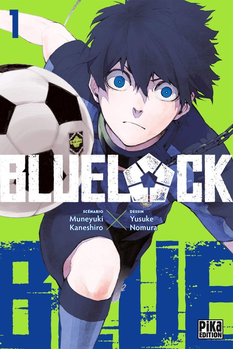 Lecture en ligne : Blue Lock