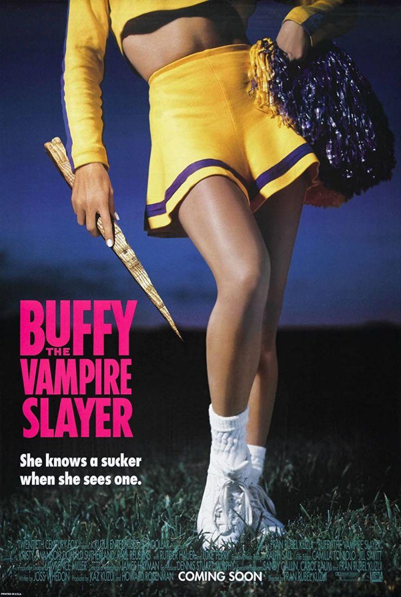 Retour vers le passé :  Buffy, tueuse de vampires (1992)