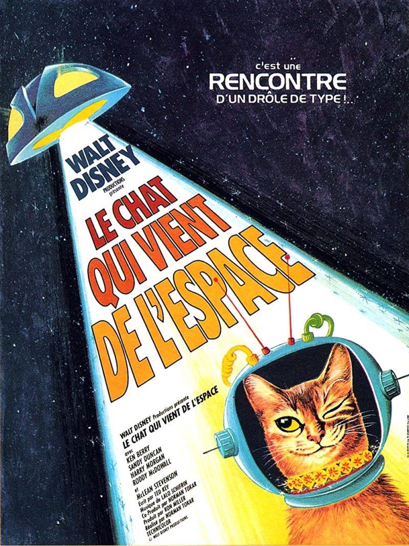 Retour vers le passé :  Le chat qui vient de l'espace (1978)