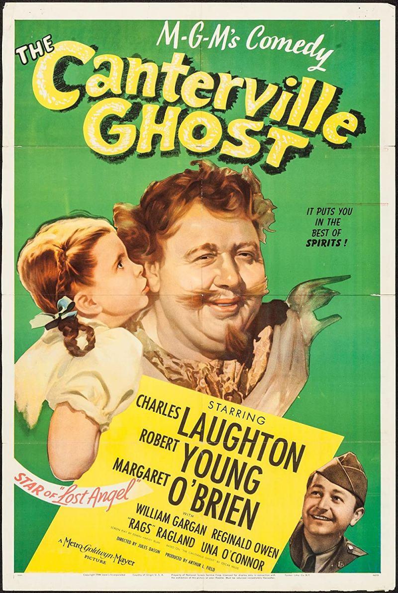 Retour vers le passé :  Le Fantôme de Canterville (1944)