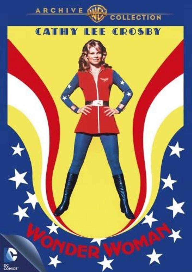 Retour vers le passé :  Wonder Woman (1974)