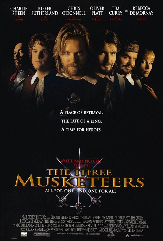 Retour vers le passé : Les Trois Mousquetaires (1993)