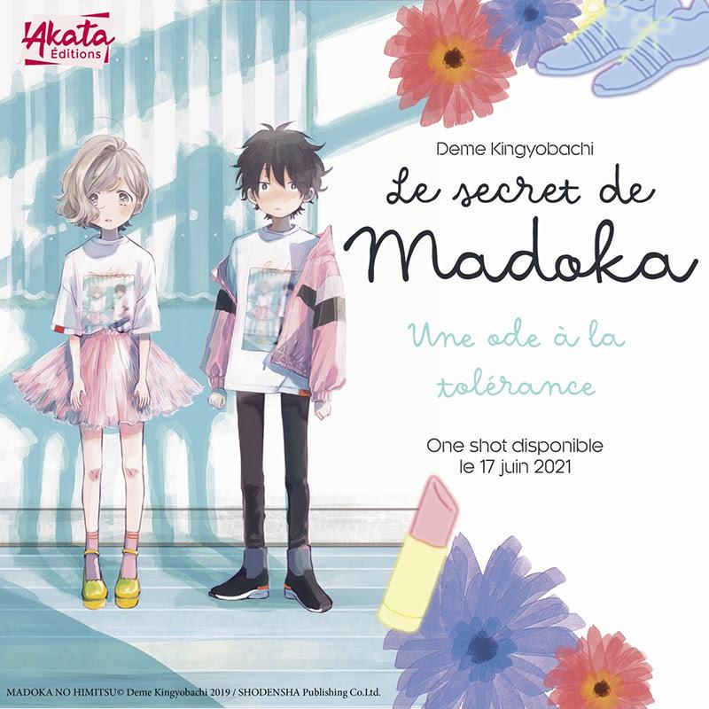 Le secret de Madoka chez Akata