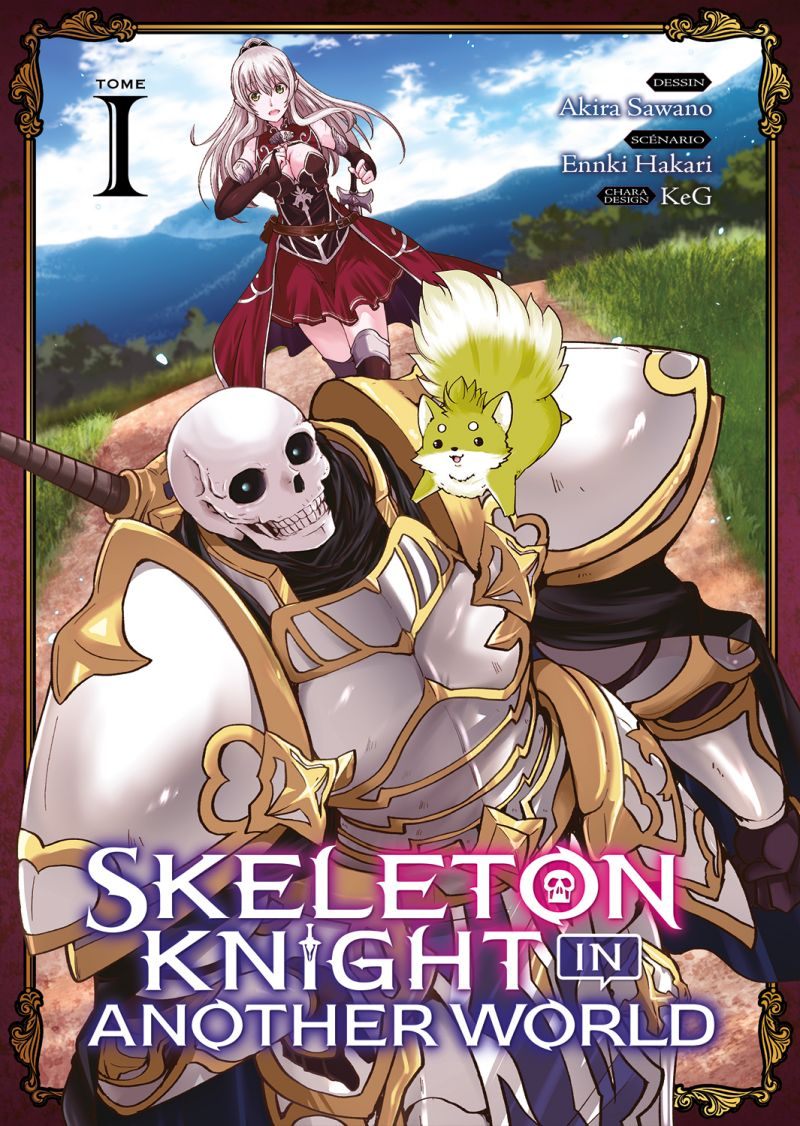 Skeleton Knight in Another World chez Meian