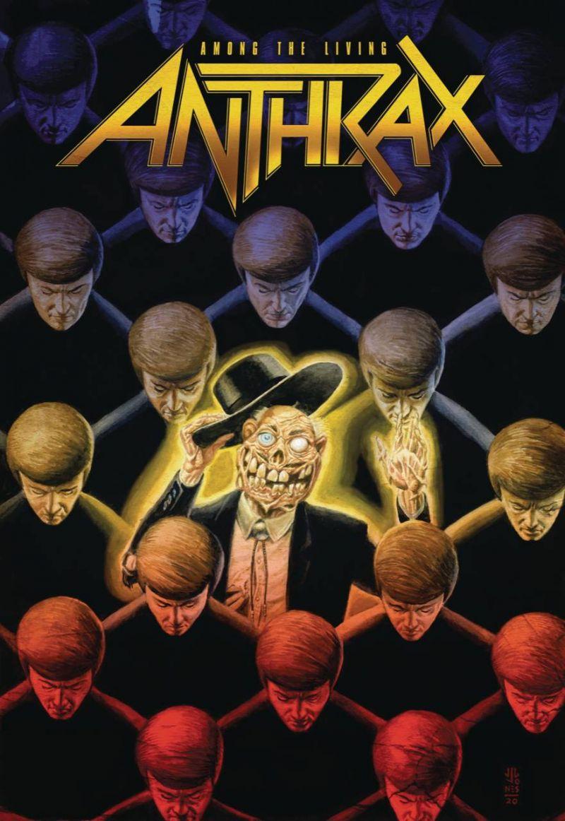 Actu V.O. :  Anthrax - Among the living