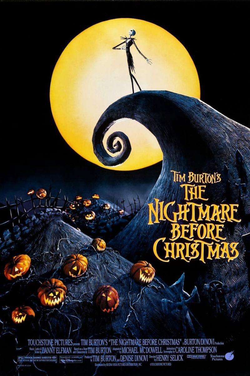 Retour vers le passé :  L'étrange Noël de Monsieur Jack (1993)