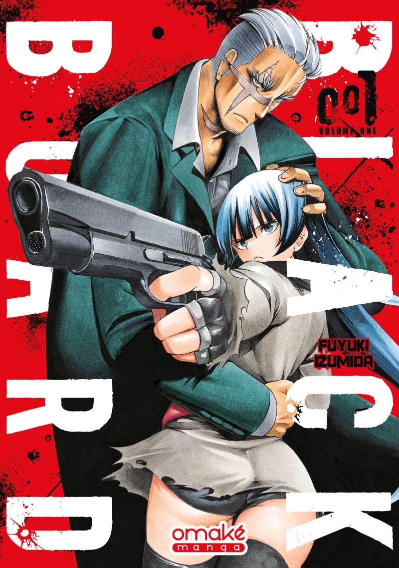 Black Board, le nouveau shonen Omaké Manga