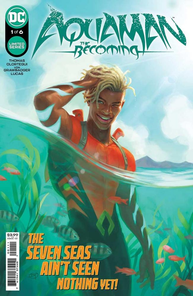 Actu V.O. :  Aquaman - The Becoming