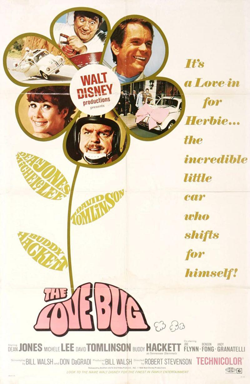 Retour vers le passé : Un amour de coccinelle (1968)