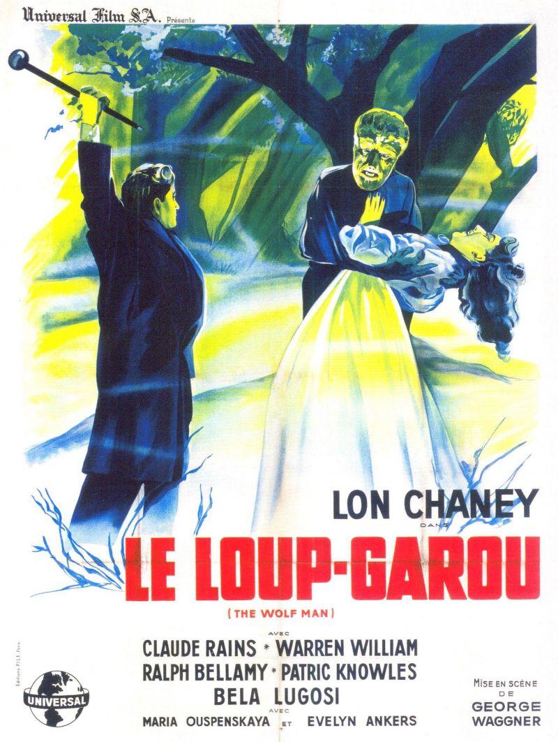 Retour vers le passé :  Le Loup-Garou (1941)