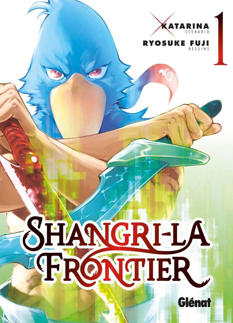 Shangri-La Frontier arrivera finalement le 8 septembre
