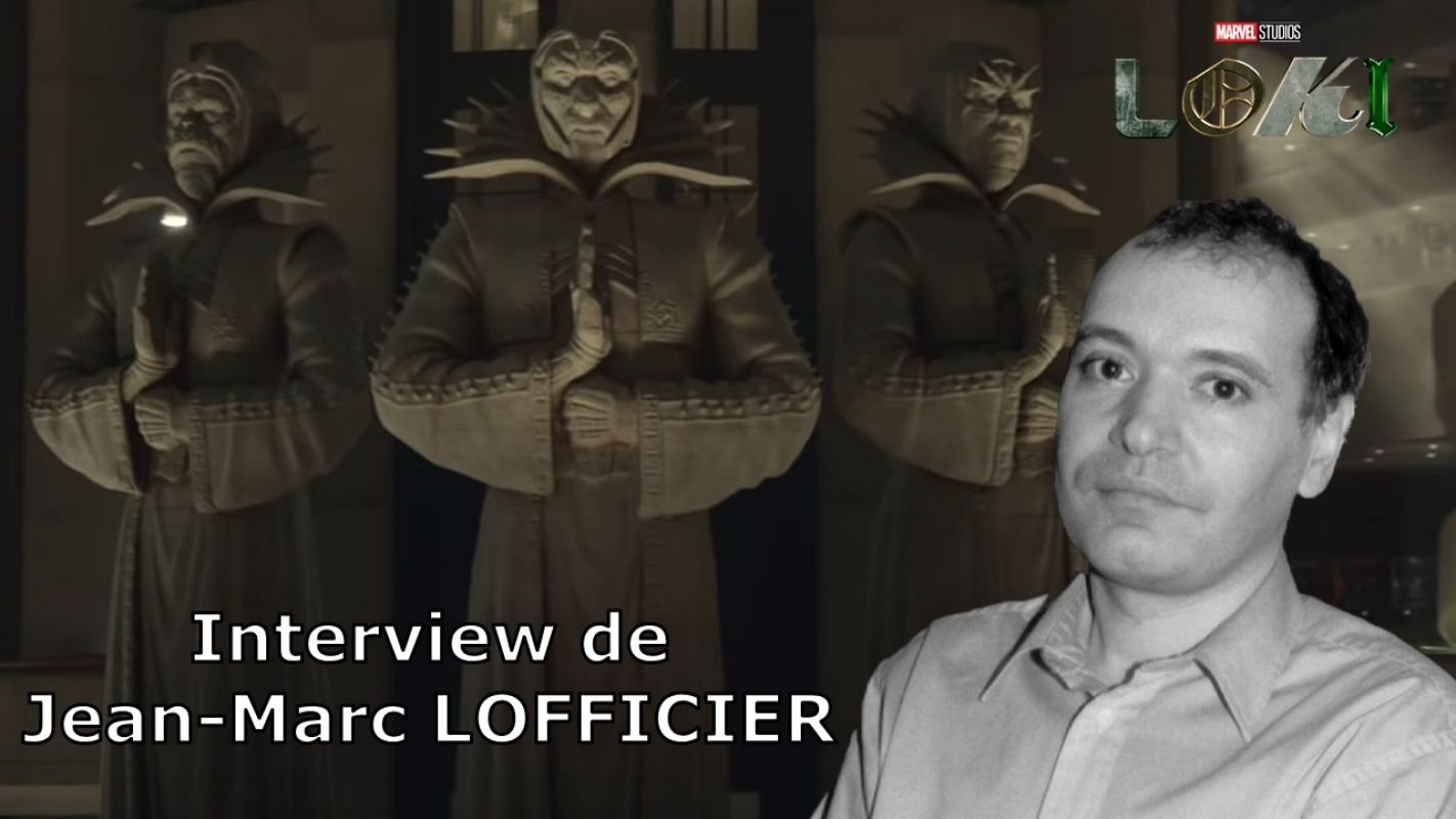 Interview de Jean-Marc Lofficier