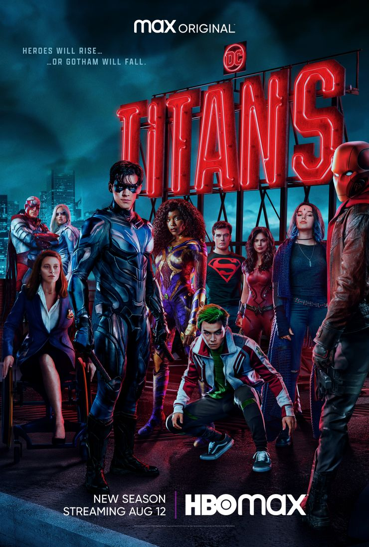 Bande-annonce : Titans, saison 3