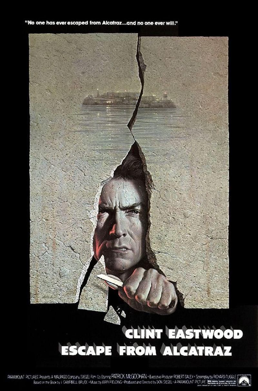 Retour vers le passé :  L'évadé d'Alcatraz (1979)