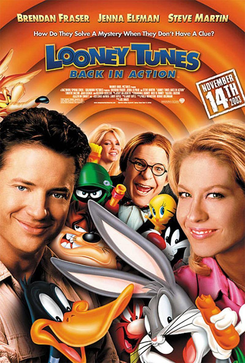 Retour vers le passé :  Les Looney Tunes passent à l'action (2003)