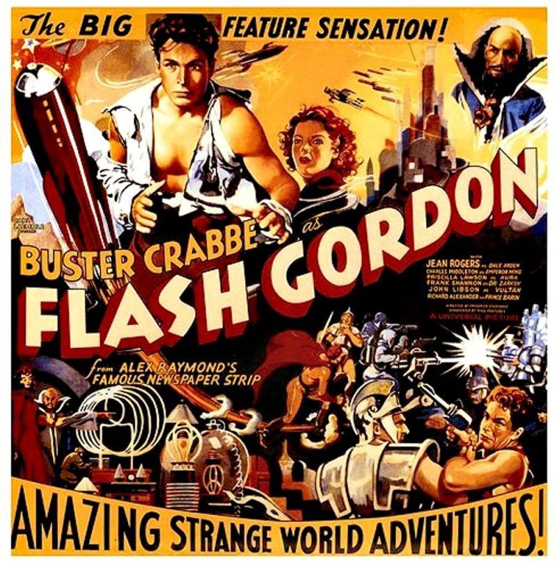 Retour vers le passé : Flash Gordon (1936)