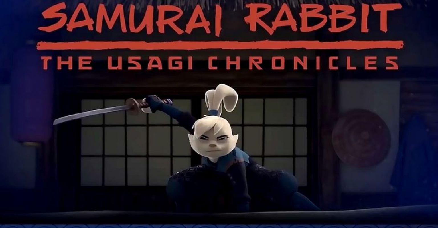 Samurai Rabbit - The Usagi Chronicles !