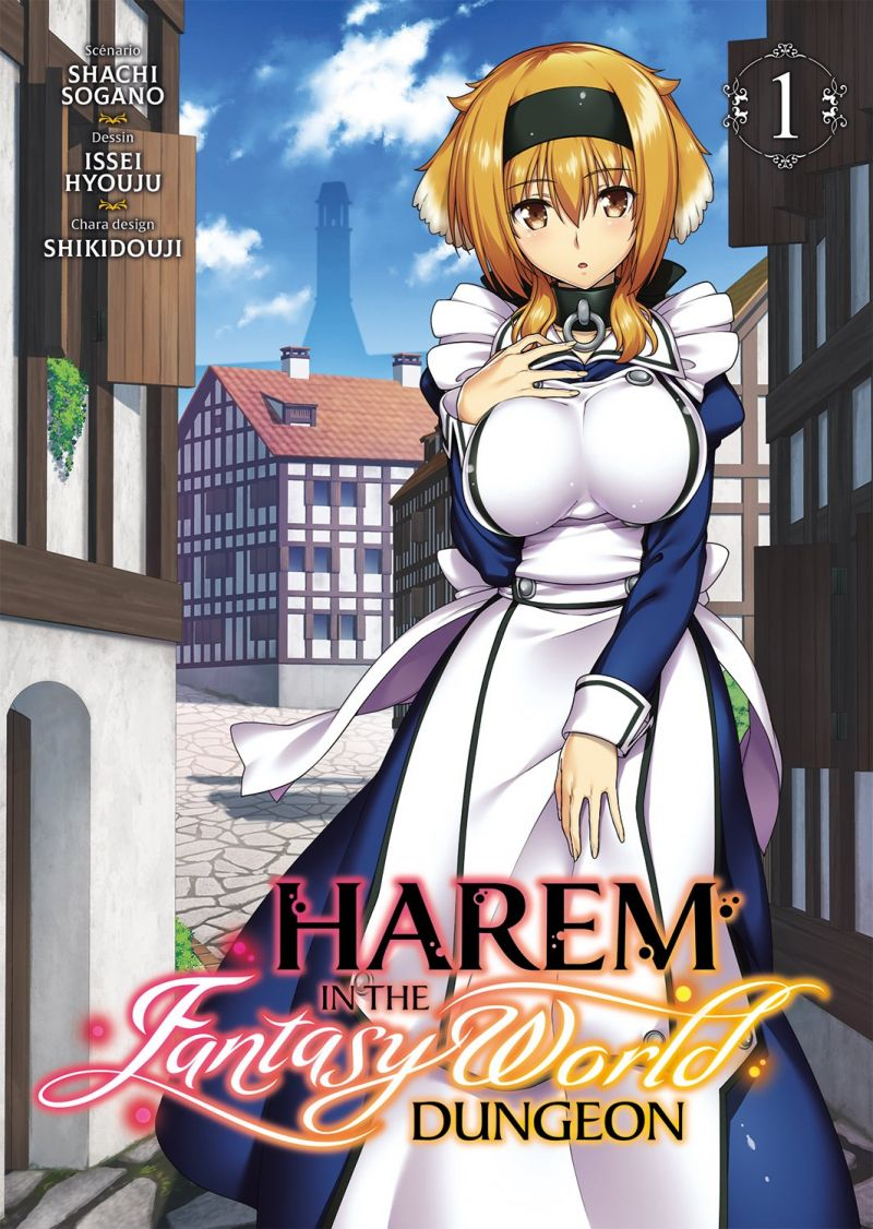 Harem in the Fantasy World Dungeon chez Meian