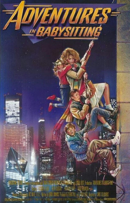 Retour vers le passé :  Nuit de Folie (1987)