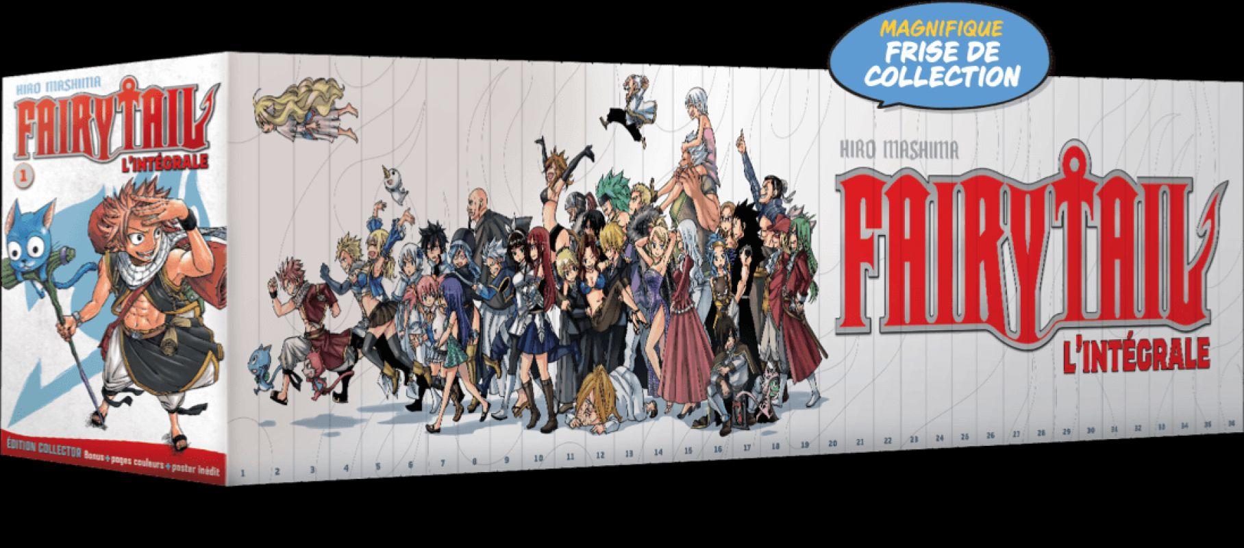 Fairy Tail revient en grand format