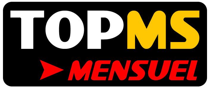 Top MS mensuel du 01/08/2021 au 31/08/2021