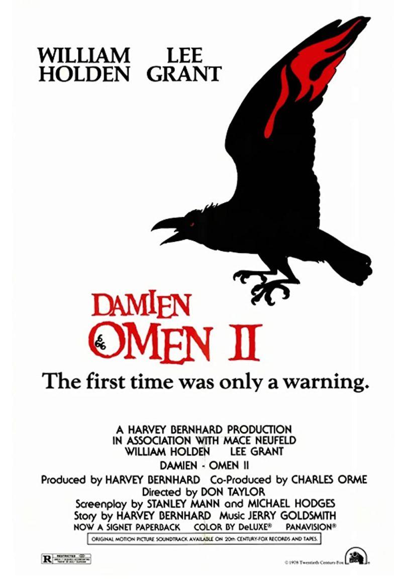 Retour vers le passé : Damien - La Malédiction II (1978)
