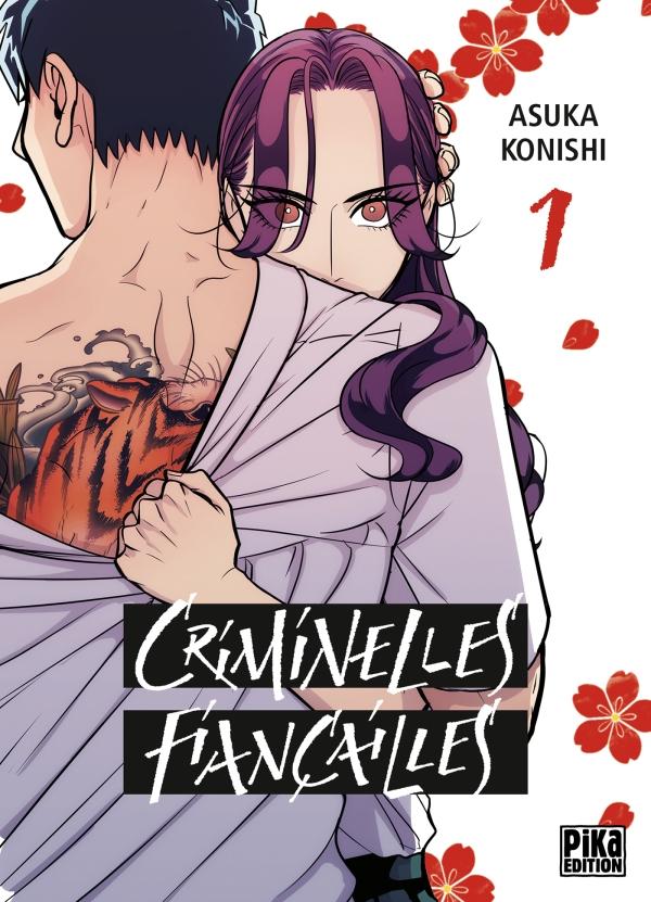 Mariage arrangé chez les yakuzas avec Criminelles Fiançailles chez Pika