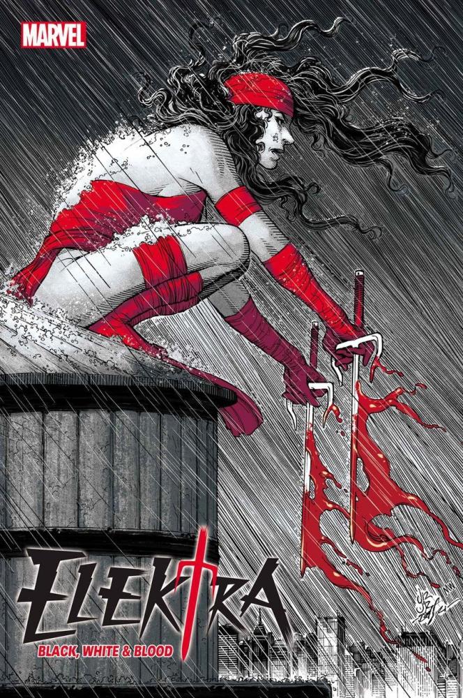 Actu V.O. :  Elektra - Black, White & Blood