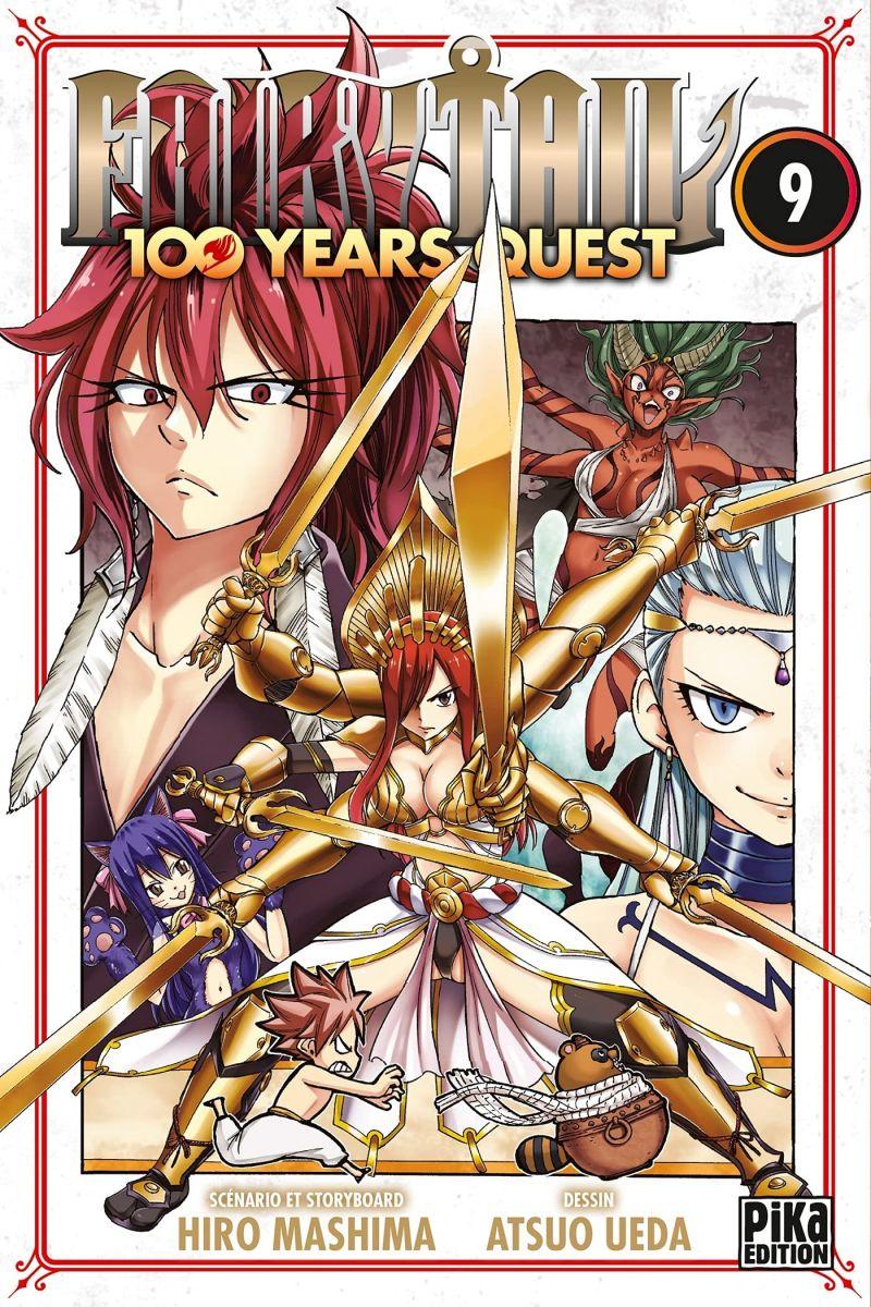 Adaptation de Fairy Tail : 100 Years Quest en anime !